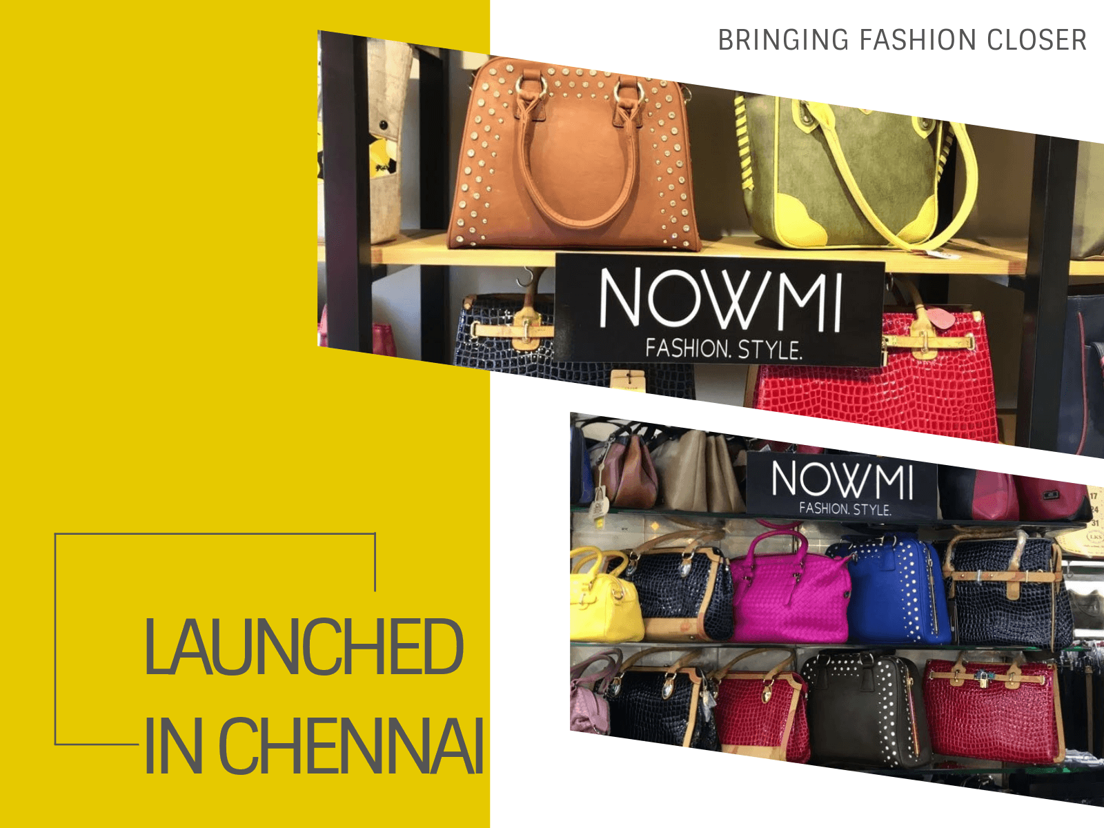 Launch of NOWMI in Chennai